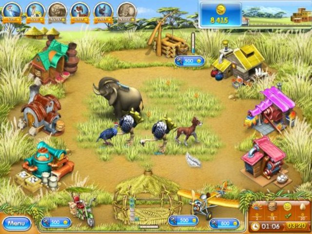 Farm Frenzy Mega Pack Free Download PC Games