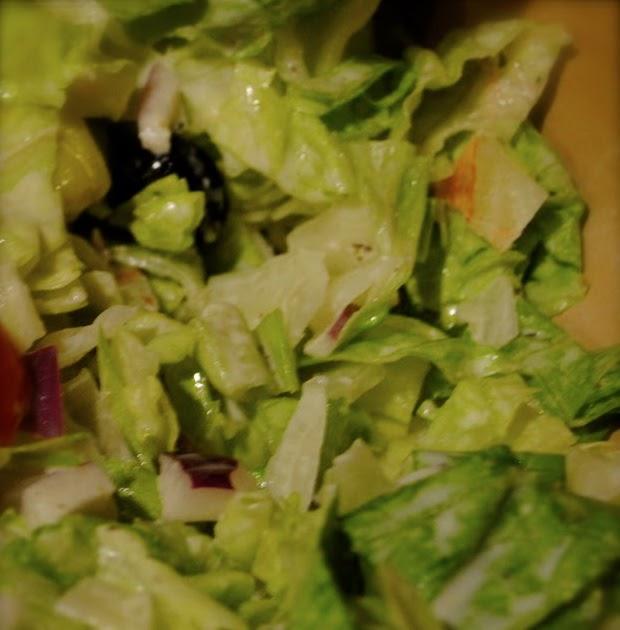 Creativity Through Food Olive Garden Dressing
