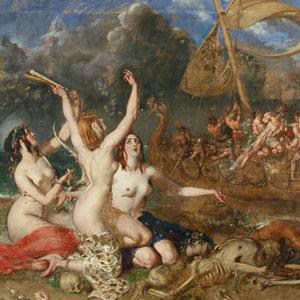 odysseus sirens etty