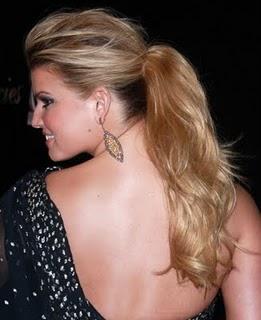 Celebrity Formal Hairstyles-Jessica Alba