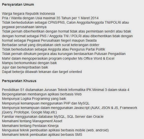 lowongan-kerja-terbaru-maret-2014-kota-batu-malang