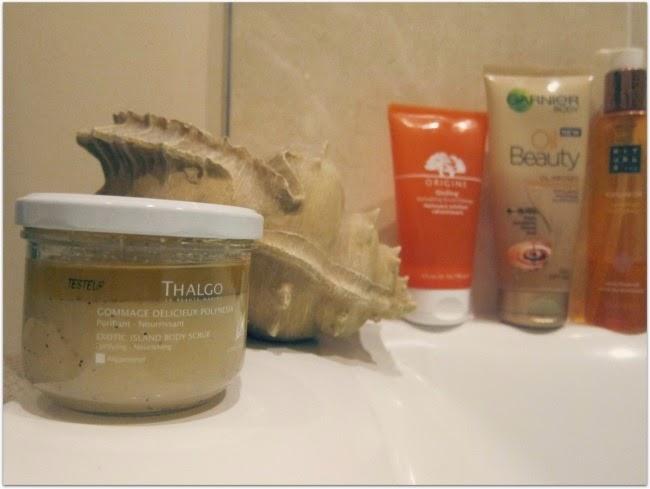 Bathroom Favourites from Thalgo, Origins, Rituals, Garnier,  Kerastase,, Inecto, Malin+Goetz