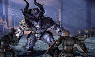 Dragon Age 3 Multiplayer Arena Mode