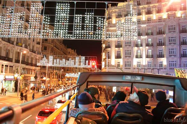 NaviBus in Madrid