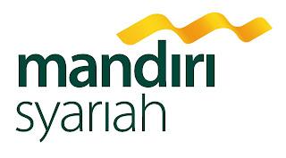logo bank mandiri syariah, mandiri syariah logo, bank mandiri syariah, mandiri syariah putih