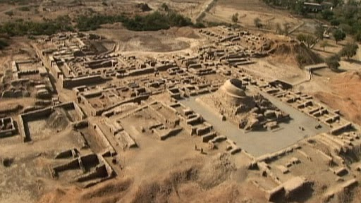 The Disappearance of the Indus Valley Civilization