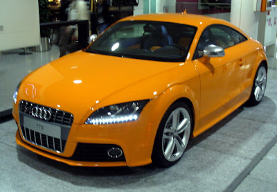 AUTO DEPORTIVO AUDI TTS CARRO VERSION COUPE