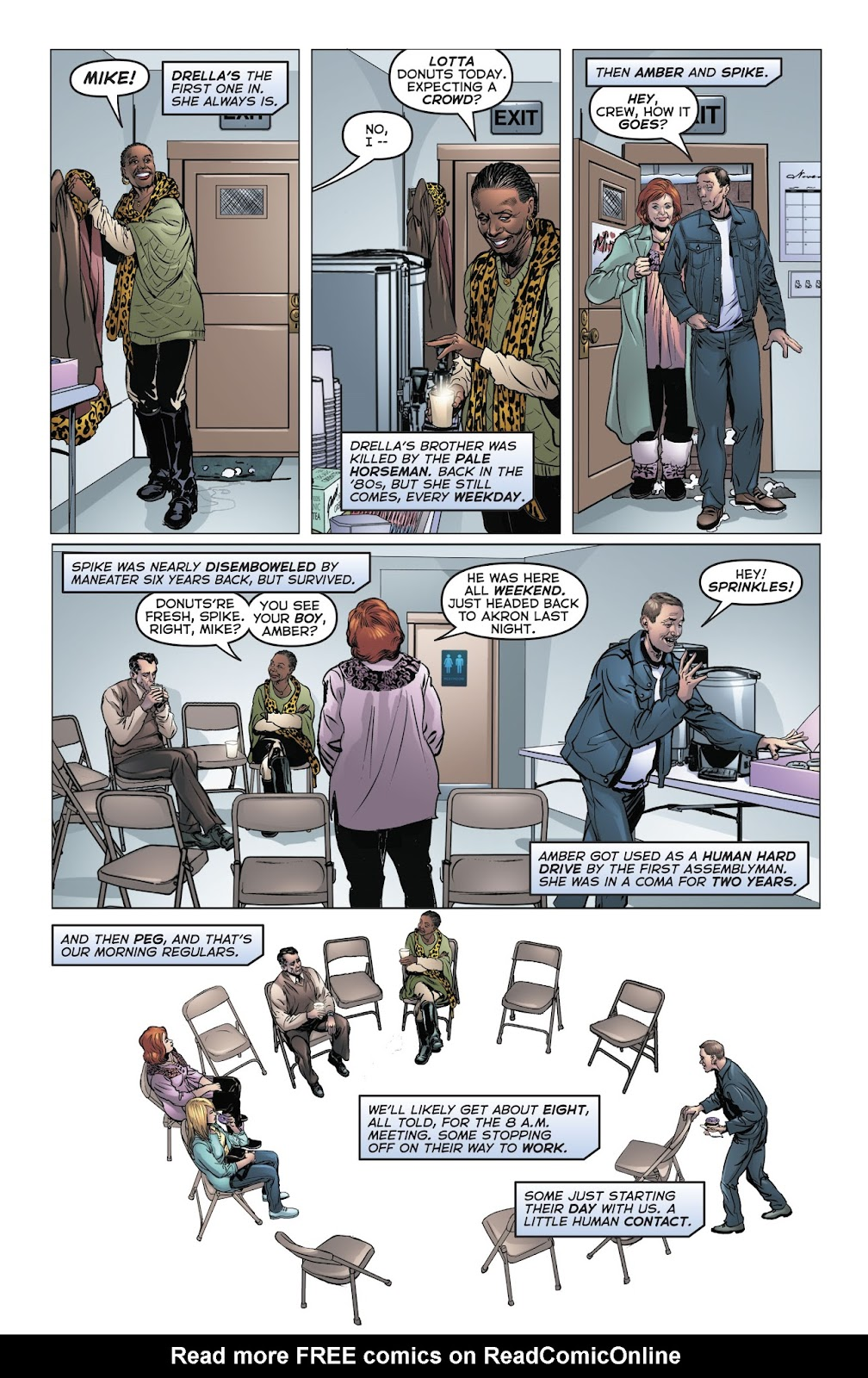 Read online Astro City comic -  Issue #50 - 7