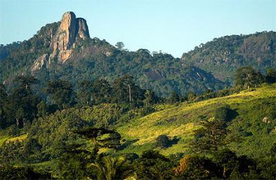 Prophétise sur la Côte d'Ivoire, DEBORAH montagne+de+Man