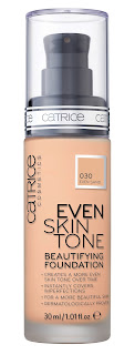 CATRICE Even Skin Tone Beautifying Foundation NEU - www.annitschkasblog.de