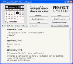 Download Perfect Keylogger V1.7 + Serial Number