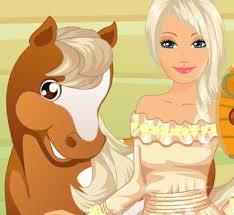 Barbie Sevimli At Yeni