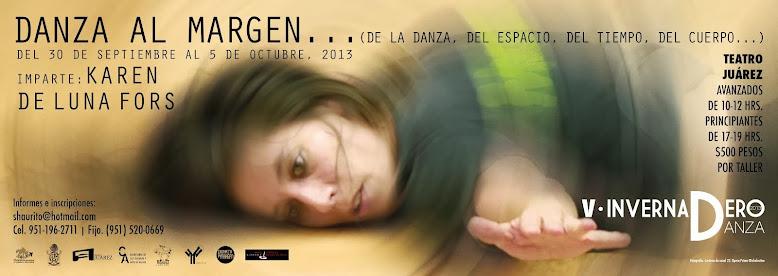 V INVERNADERO DANZA/ Taller de Danza al Margen