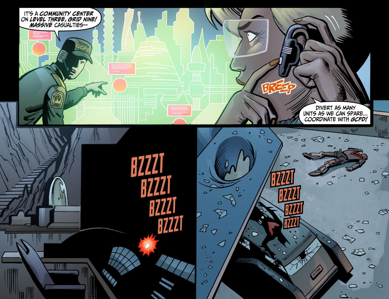 Batman Beyond (2012) Issue #12 #12 - English 10