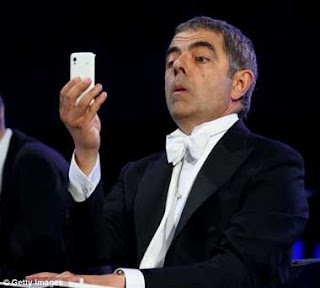 London 2012 Olympics Opening Ceremony Mr Bean