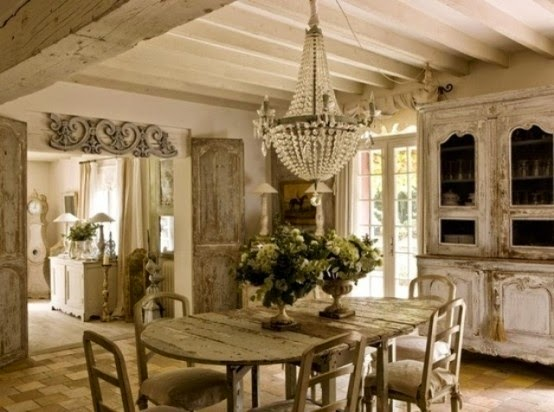 Comment cr er un style cottage chic d cor de maison for Decoration cottage maison