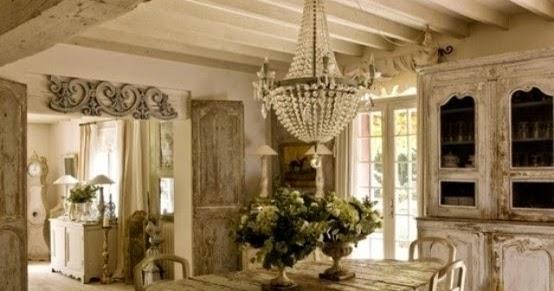 Comment cr er un style cottage chic d cor de maison - Creer style minimaliste maison familiale ...