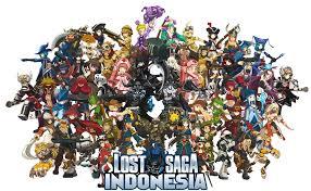 Lost Saga terbaru Full version VERSI 20141022