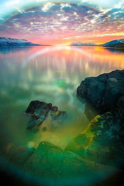 Eyjafjordur, Iceland