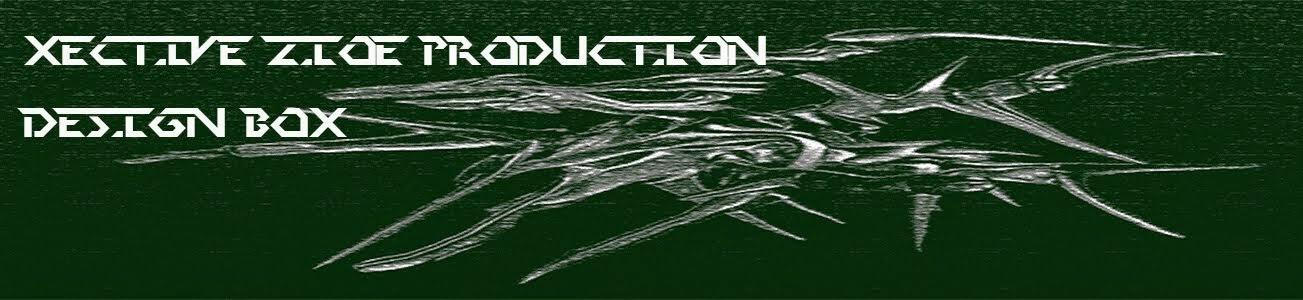 XECTIVE ZIOE PRODUCTION-DESIGN BOX-