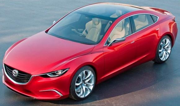 Mazda Takeri Release Date