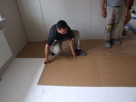 des moyens efficaces d 39 insonorisation plancher design interieur france. Black Bedroom Furniture Sets. Home Design Ideas