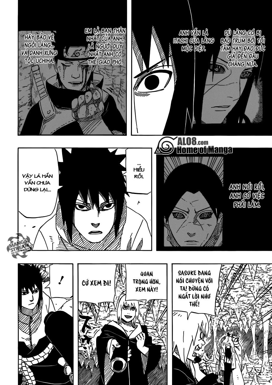 Naruto chap 592 Trang 12 - Mangak.info