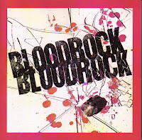 BLOODROCK. Front+cover