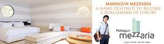 Shahrukh Khan photo shoot for Mahagun print ad