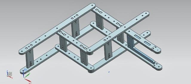 Isomochine 3d tekenen laserscutten en assembleren for Tekenen in 3d