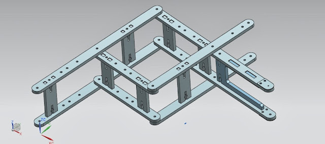Isomochine 3d tekenen laserscutten en assembleren for Tekenen 3d
