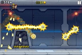 Machine Gun Jetpack (MGJP) new game from the developer of Fruit Ninja in summer 2011 b