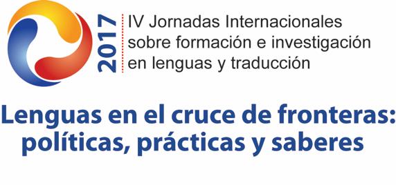 IV Jornadas Internacionales sobre formación e investigación en lenguas y traducción