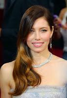 Jessica Biel Hairstyle