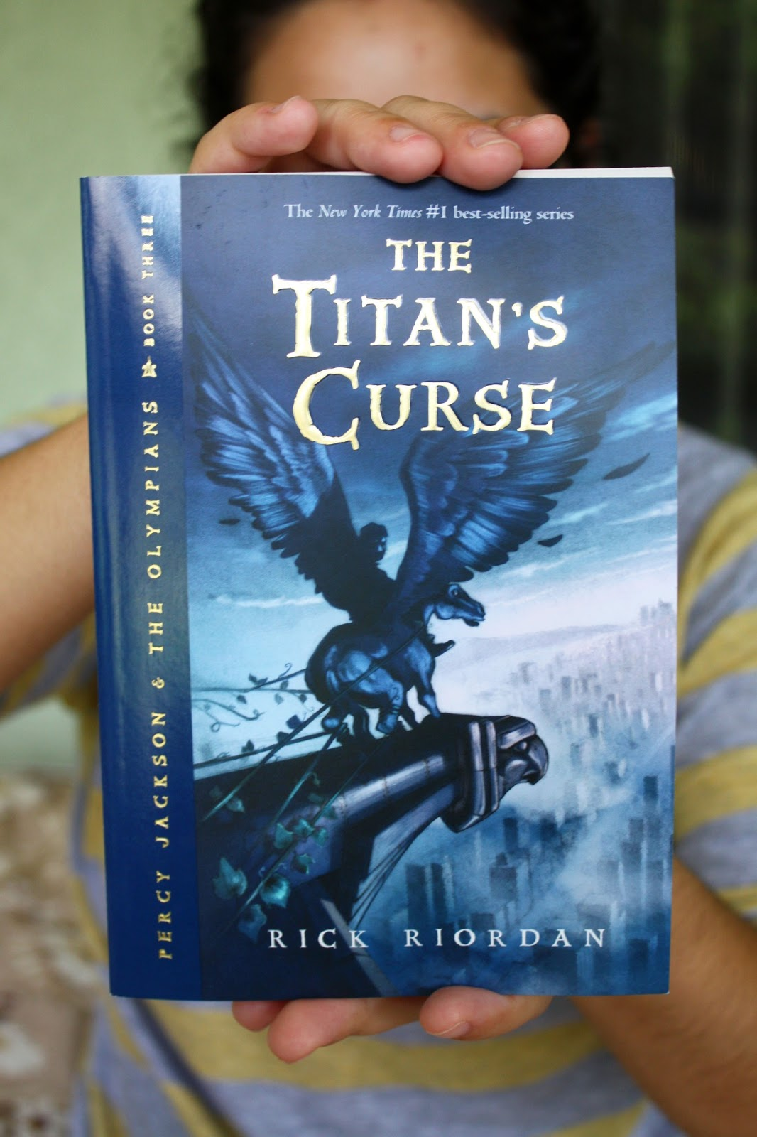 titans curse Free 2-day shipping on qualified orders over $35 buy percy jackson and the olympians, book three the titan's curse at walmartcom.