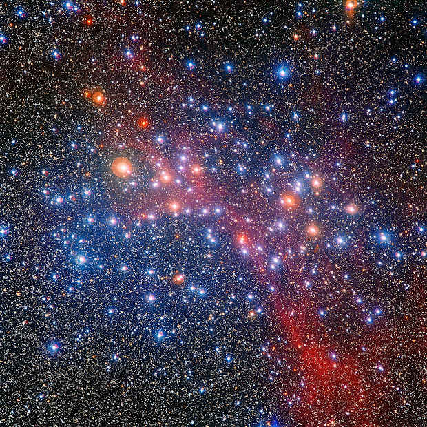 Open Star Cluster NGC 3532