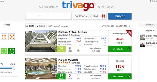 Trivago buscador de Hoteles | Datos Vuelos - viajar barato ... - photo#47