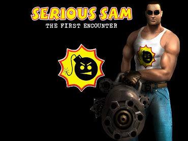 #10 Serious Sam Wallpaper