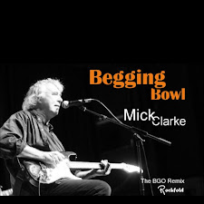 """Begging Bowl"" recorded at Rockfold Studio, Surrey"
