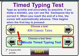 Set To 4 Minute Test 3 Click Start