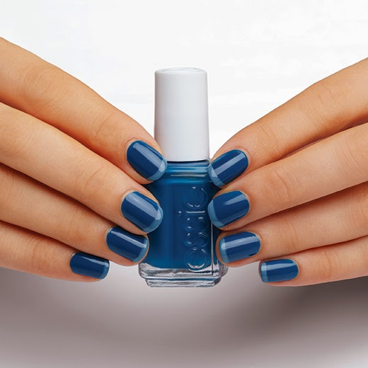Essie Nail Polish, Essie Nails, Essie Spring, Essie Spring Collection 2014, Essie Hide & Go Chic, Essie Truth or Flare, Essie DIY, Essie Nail Art