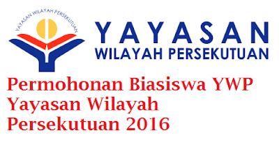 Permohonan Biasiswa YWP