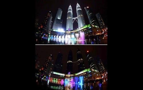 Earth Hour Disambut Di Seluruh Dunia