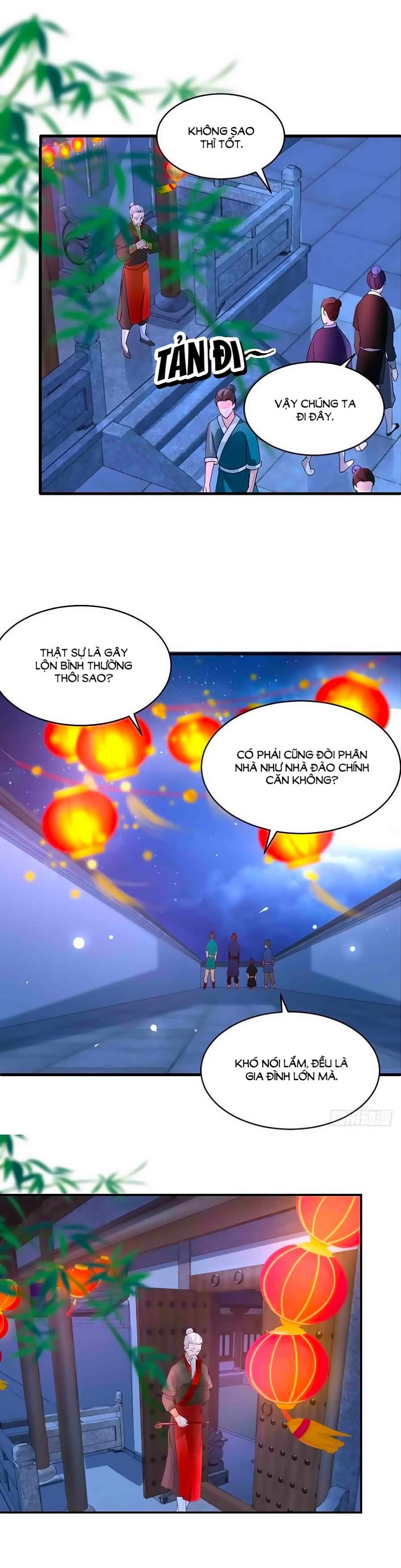Nông Nữ Thù Sắc – Chap 7