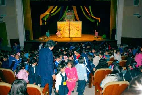 Teatro de Tarija obligado a cerrar por plaga de termitas