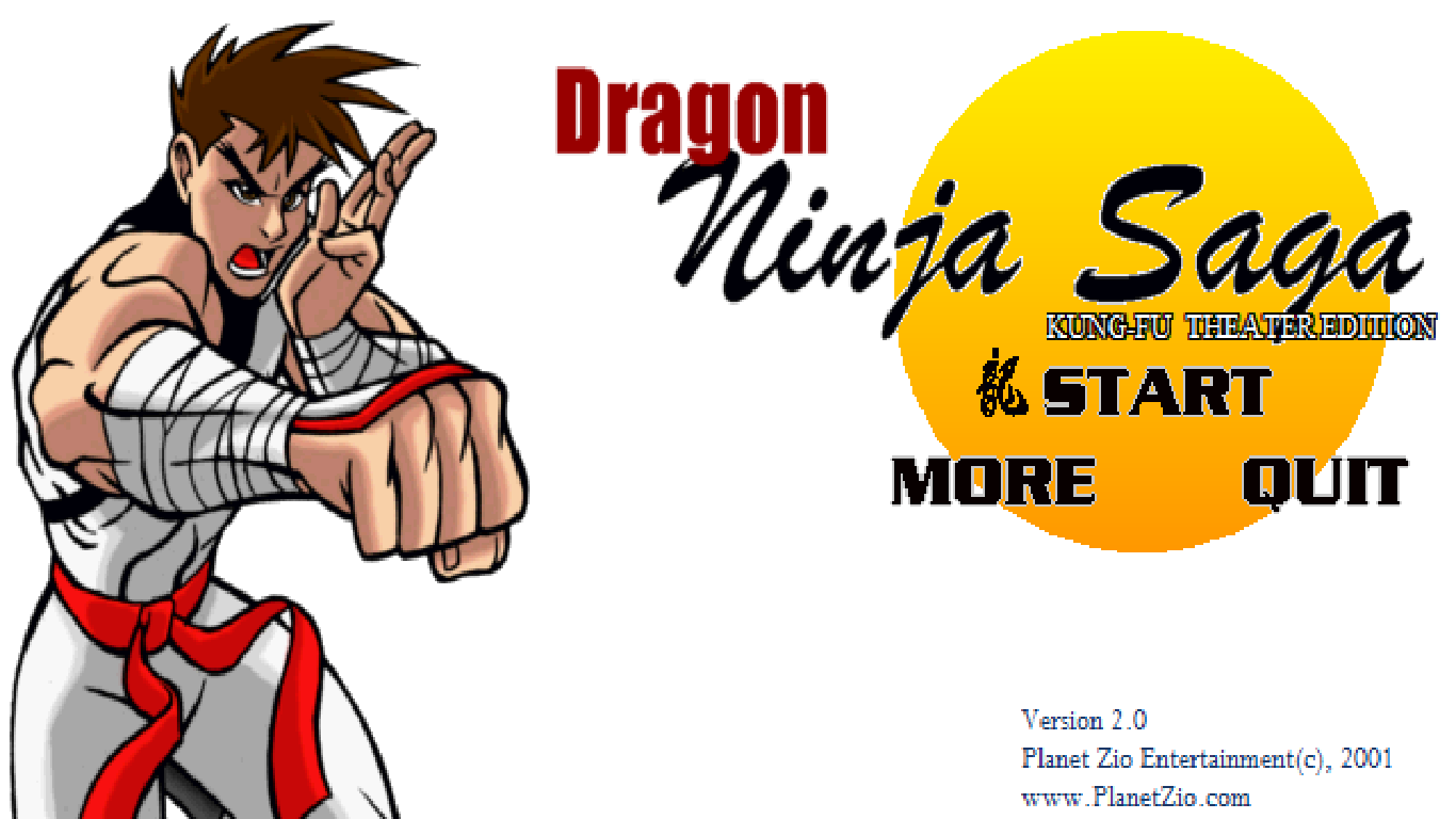 the dragon ninja saga download