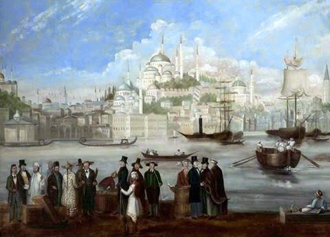 Surat Yahudi untuk Ottoman: Kami Temukan Kedamaian
