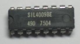 Prueba del circuito integrado.
