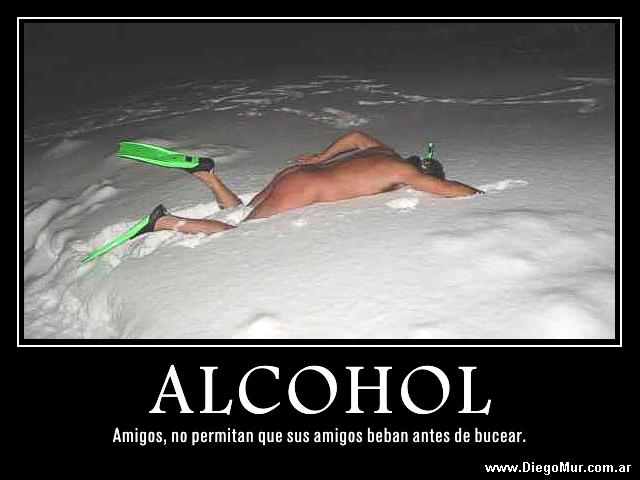 Los complotes de la liberación del alcoholismo