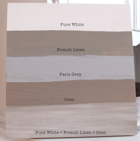 hutch and new chalk paint colors. Black Bedroom Furniture Sets. Home Design Ideas